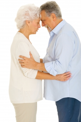 counseling rates old couple
